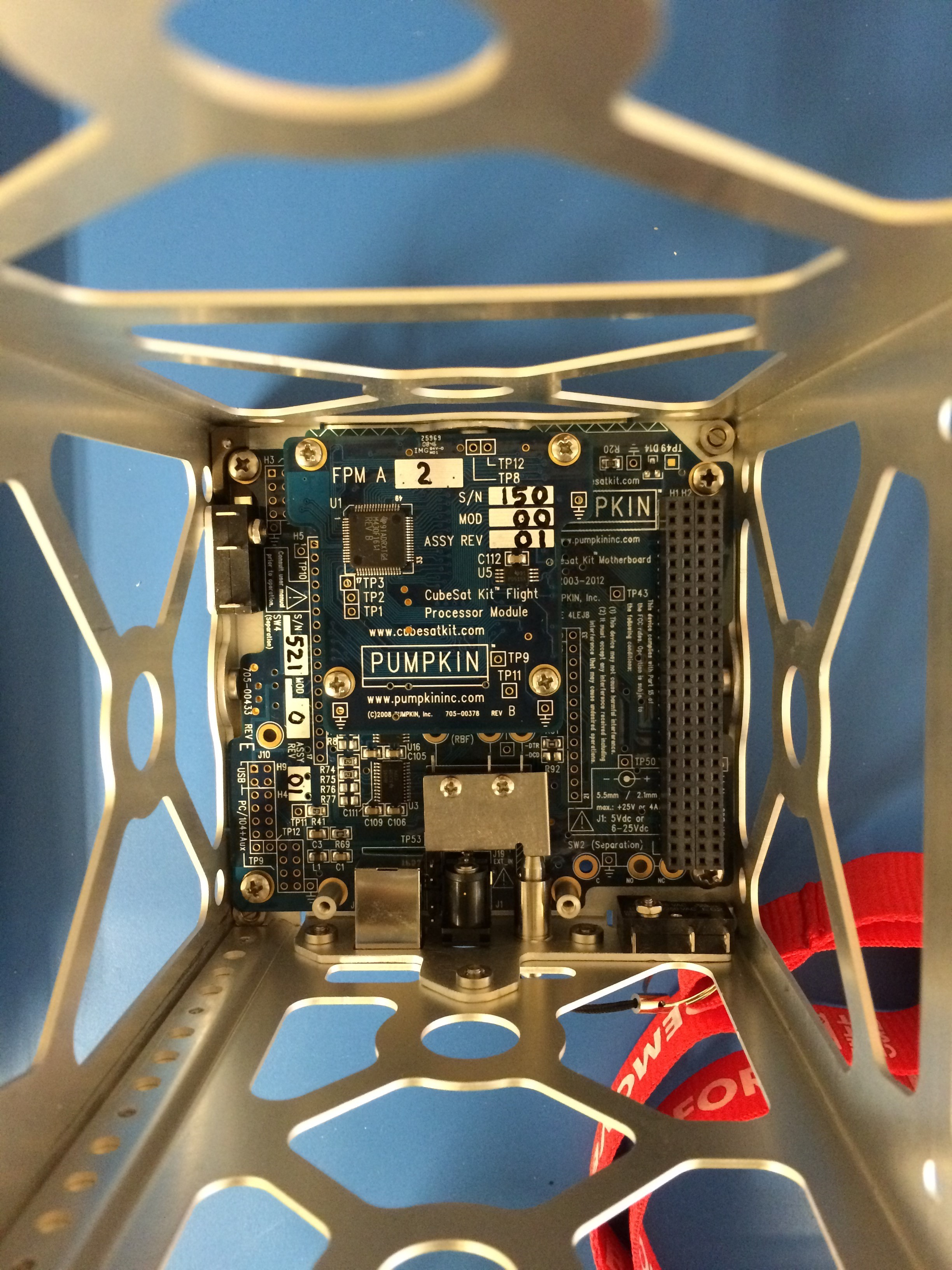 Wiki - 2015 Prototype mission for cubesat